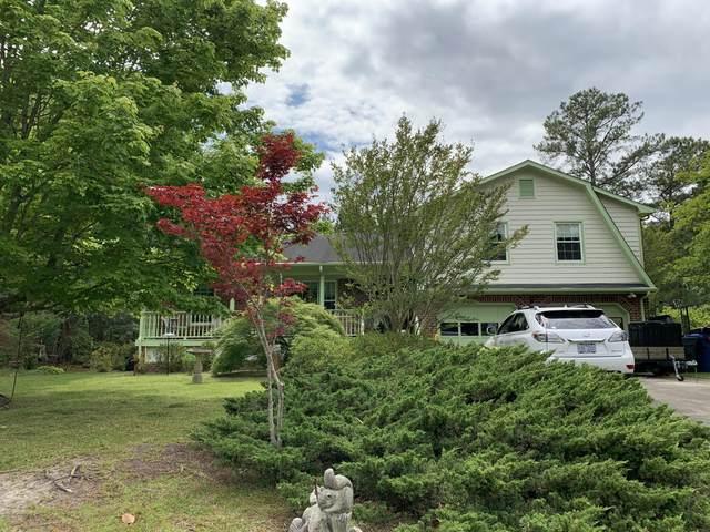 2702 Hodges Road, Kinston, NC 28504 (MLS #100217687) :: Berkshire Hathaway HomeServices Prime Properties