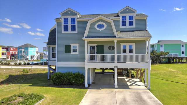 1060 Tide Ridge Drive, Holden Beach, NC 28462 (MLS #100217719) :: Carolina Elite Properties LHR