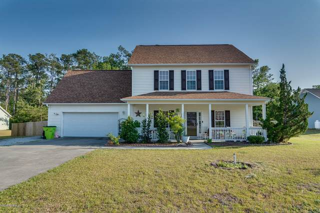 136 Secretariat Drive, Havelock, NC 28532 (MLS #100217730) :: Barefoot-Chandler & Associates LLC