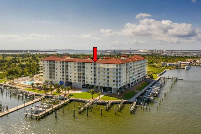 100 Olde Towne Yacht Club Road #708, Beaufort, NC 28516 (MLS #100217830) :: CENTURY 21 Sweyer & Associates
