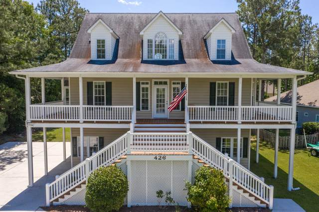 426 Chadwick Shores Drive, Sneads Ferry, NC 28460 (MLS #100217847) :: Courtney Carter Homes