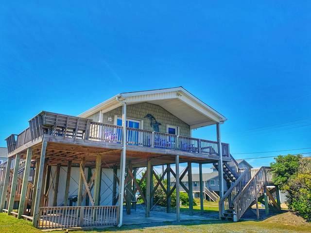 1802 Ocean Boulevard, Topsail Beach, NC 28445 (MLS #100217863) :: Castro Real Estate Team