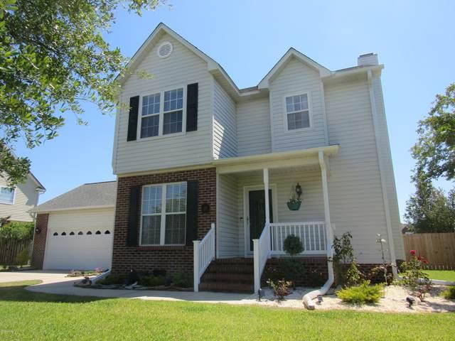 125 Hudson Lane, Jacksonville, NC 28540 (MLS #100217903) :: Castro Real Estate Team
