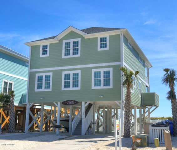 2719 W Beach Drive, Oak Island, NC 28465 (MLS #100217912) :: Courtney Carter Homes