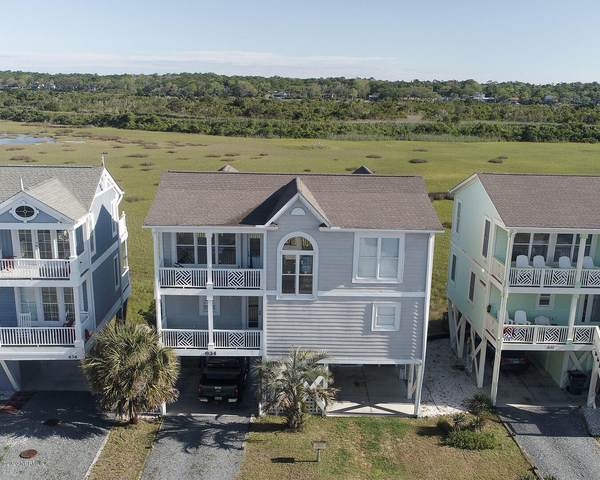634 Ocean Boulevard W, Holden Beach, NC 28462 (MLS #100217915) :: Carolina Elite Properties LHR