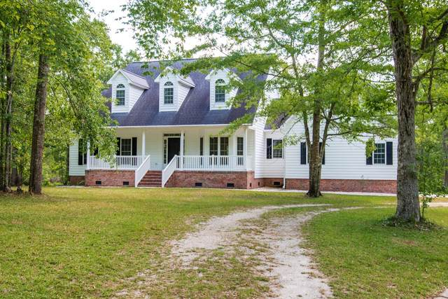 323 Farina Drive, Havelock, NC 28532 (MLS #100217918) :: Barefoot-Chandler & Associates LLC