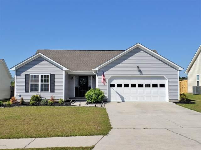 326 Rose Bud Lane, Holly Ridge, NC 28445 (MLS #100217958) :: Courtney Carter Homes