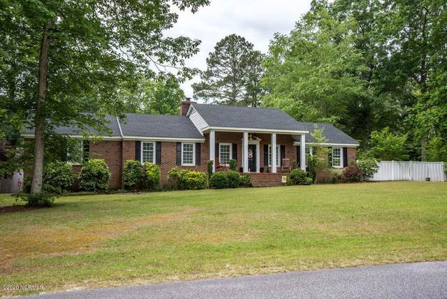 106 Greenbrier Road, Tarboro, NC 27886 (MLS #100217969) :: The Keith Beatty Team