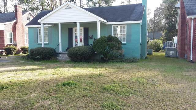 906 Edwards Avenue, Kinston, NC 28501 (MLS #100217975) :: Courtney Carter Homes