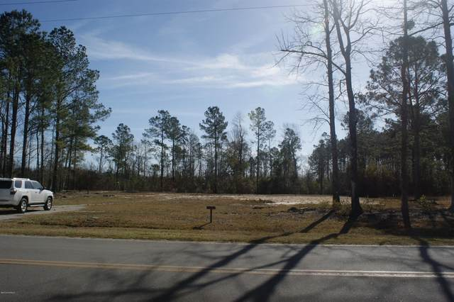 868 W Firetower Road, Swansboro, NC 28584 (MLS #100218006) :: Castro Real Estate Team