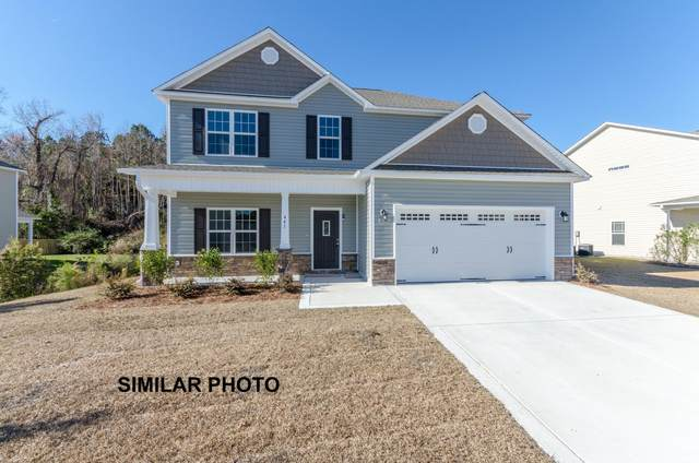 443 Worsley Way, Jacksonville, NC 28546 (MLS #100218036) :: RE/MAX Elite Realty Group