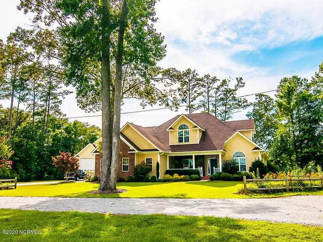 117 Cool Point Road Ext, Bath, NC 27808 (MLS #100218045) :: Castro Real Estate Team