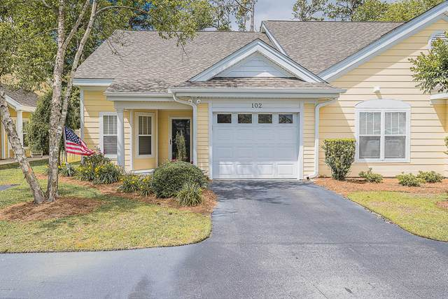 102 Darwin Court, Morehead City, NC 28557 (MLS #100218095) :: Frost Real Estate Team