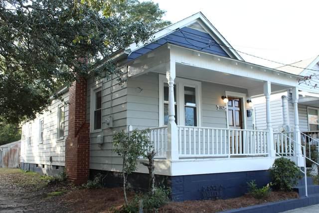 805 N 7th Street, Wilmington, NC 28401 (MLS #100218106) :: Courtney Carter Homes