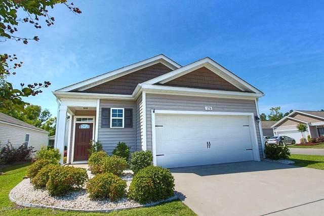 170 Cobblers Circle, Carolina Shores, NC 28467 (MLS #100218139) :: Coldwell Banker Sea Coast Advantage