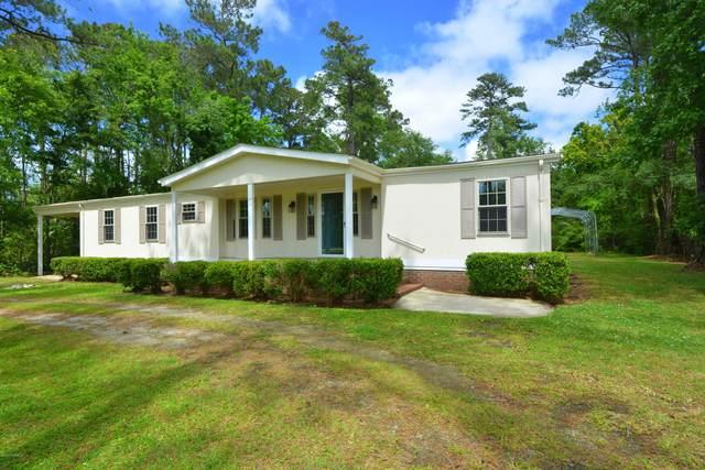889 Harkers Island Road, Beaufort, NC 28516 (MLS #100218163) :: Vance Young and Associates