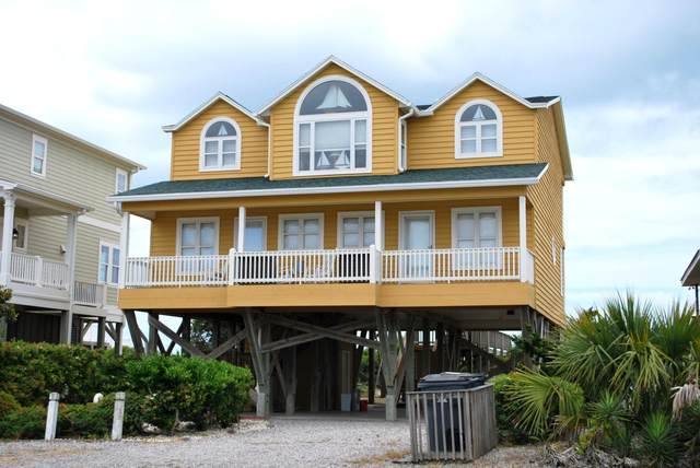 913 Ocean Boulevard W, Holden Beach, NC 28462 (MLS #100218173) :: Carolina Elite Properties LHR