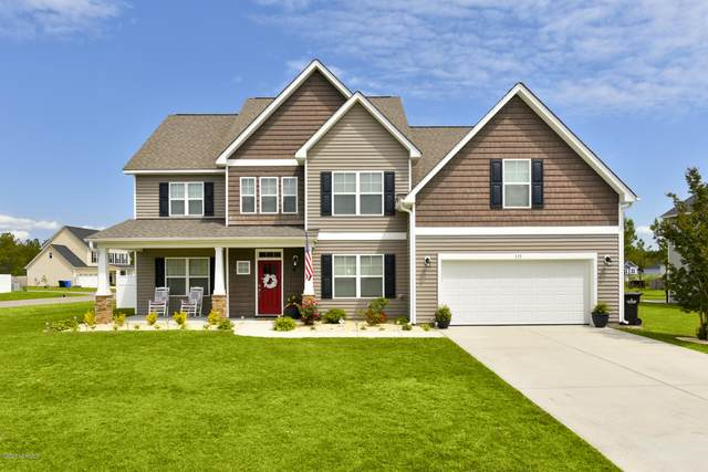 135 Pamlico Drive, Holly Ridge, NC 28445 (MLS #100218212) :: Courtney Carter Homes