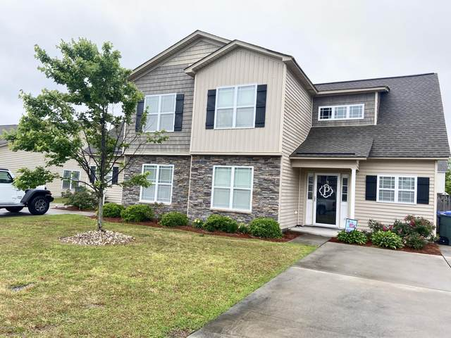 2226 Sweet Bay Drive A, Greenville, NC 27834 (MLS #100218254) :: Berkshire Hathaway HomeServices Prime Properties