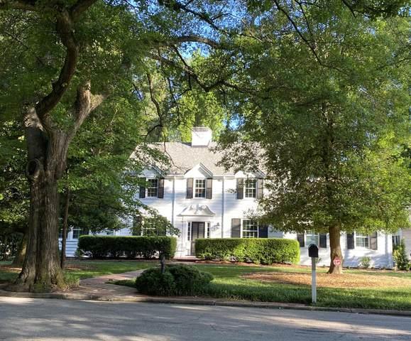 612 Monticello Drive NW, Wilson, NC 27893 (MLS #100218257) :: The Cheek Team