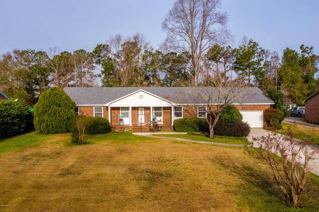 220 Stonewall Jackson Drive, Wilmington, NC 28412 (MLS #100218313) :: RE/MAX Essential