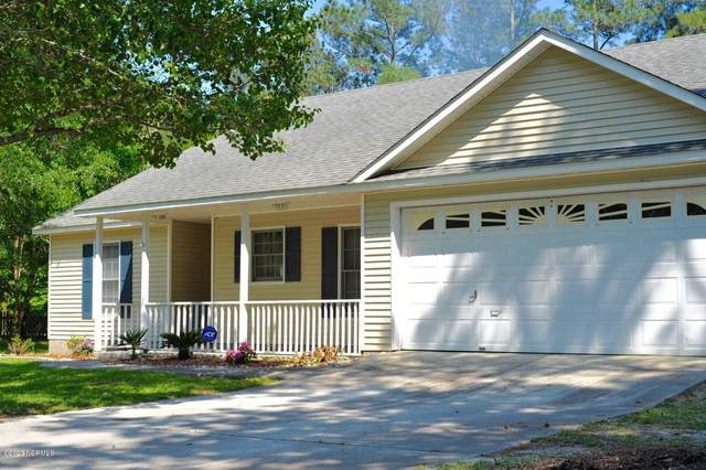 104 Sea Bisquit Drive, Havelock, NC 28532 (MLS #100218316) :: RE/MAX Elite Realty Group