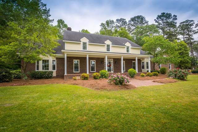 4319 Winterville Parkway, Winterville, NC 28590 (MLS #100218335) :: RE/MAX Elite Realty Group