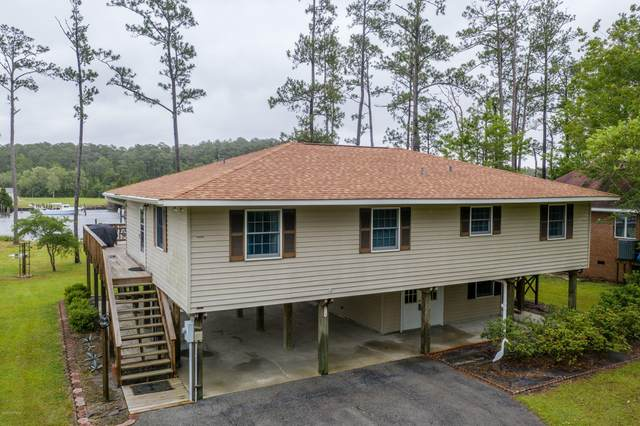 115 Sandy Huss Drive, Beaufort, NC 28516 (MLS #100218354) :: Coldwell Banker Sea Coast Advantage