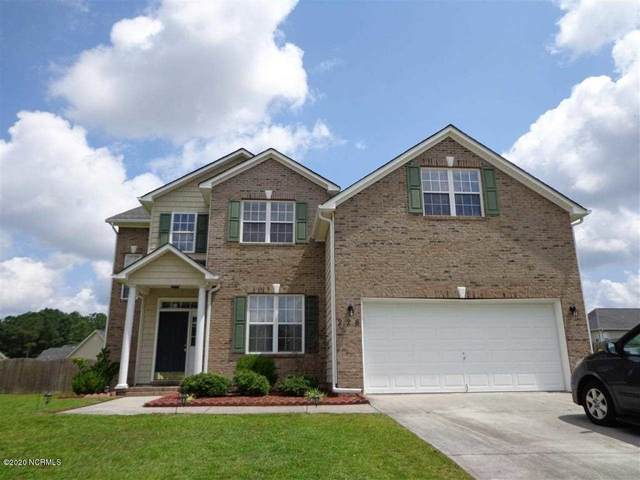 228 Stagecoach Drive, Jacksonville, NC 28546 (MLS #100218391) :: The Keith Beatty Team