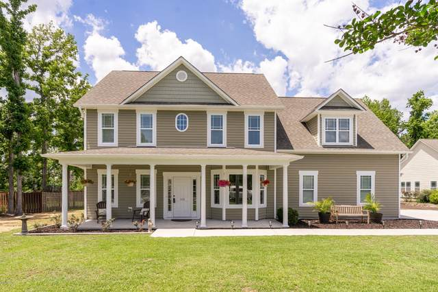112 Turner Way, Hampstead, NC 28443 (MLS #100218396) :: The Chris Luther Team