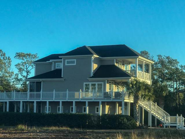 129 Pintail Lane, Harkers Island, NC 28531 (MLS #100218397) :: RE/MAX Essential