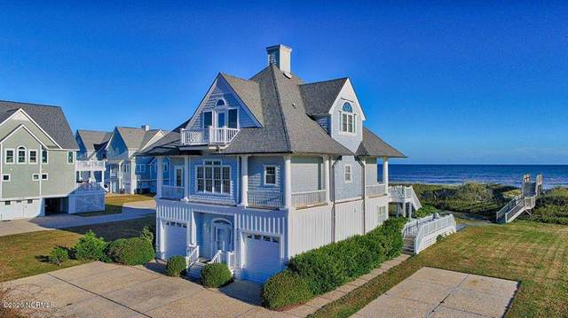 4230 Island Drive, North Topsail Beach, NC 28460 (MLS #100218400) :: Frost Real Estate Team