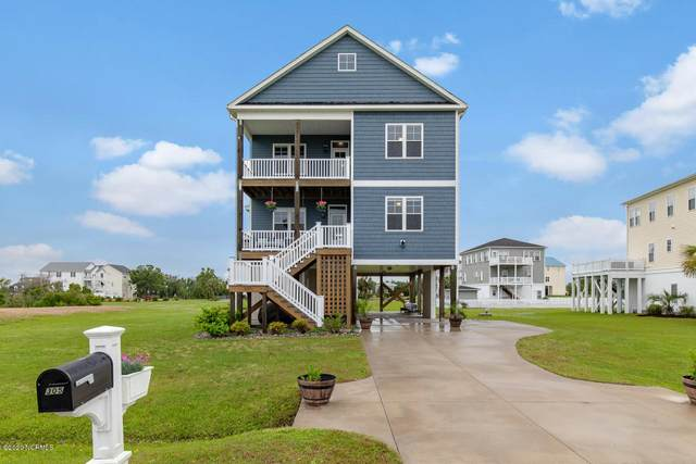 305 Lobinger Court, Newport, NC 28570 (MLS #100218427) :: Carolina Elite Properties LHR