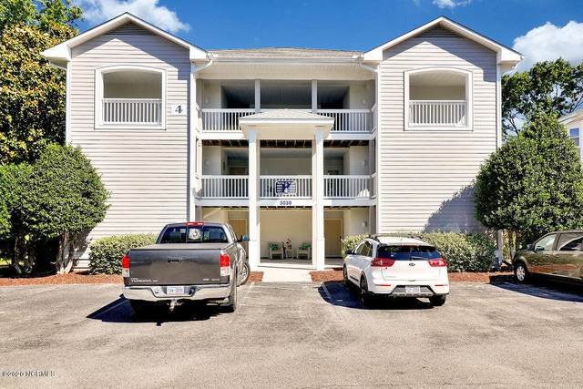 3030 Marsh Winds Circle #405, Southport, NC 28461 (MLS #100218455) :: Vance Young and Associates