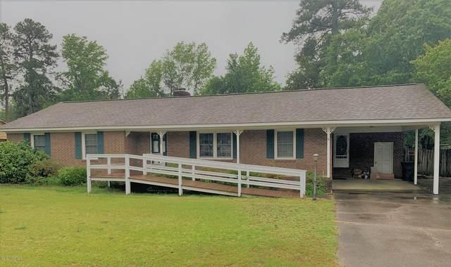 4805 Lakeview Road, Elm City, NC 27822 (MLS #100218468) :: Coldwell Banker Sea Coast Advantage