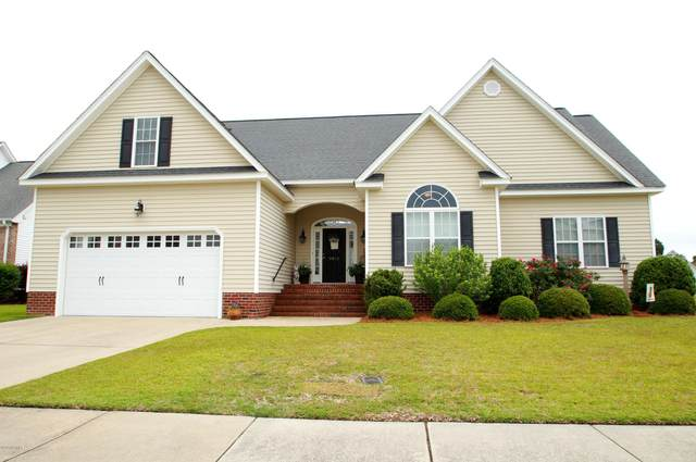 3812 Oglethorpe Drive, Winterville, NC 28590 (MLS #100218494) :: The Tingen Team- Berkshire Hathaway HomeServices Prime Properties