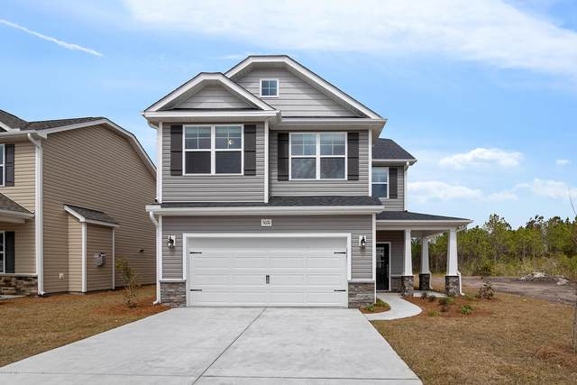 622 High Tide Drive, Sneads Ferry, NC 28460 (MLS #100218514) :: Courtney Carter Homes