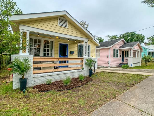 418 S 8th Street, Wilmington, NC 28401 (MLS #100218535) :: Courtney Carter Homes