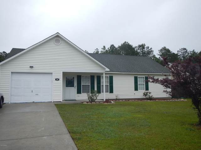 328 Foxhall Road, Newport, NC 28570 (MLS #100218545) :: RE/MAX Elite Realty Group