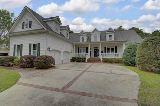 2632 St James Drive SE, Southport, NC 28461 (MLS #100218576) :: Vance Young and Associates