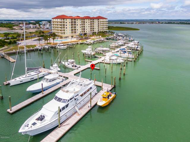 100 Olde Towne Yacht Club Drive B-16, Morehead City, NC 28557 (MLS #100218591) :: RE/MAX Elite Realty Group