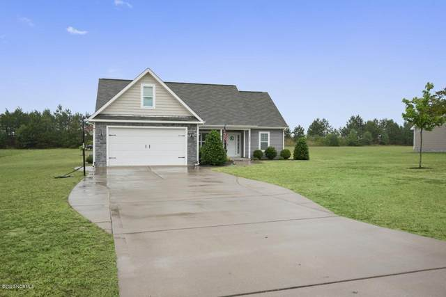 7808 Stone Castle Road, Kenly, NC 27542 (MLS #100218604) :: The Keith Beatty Team