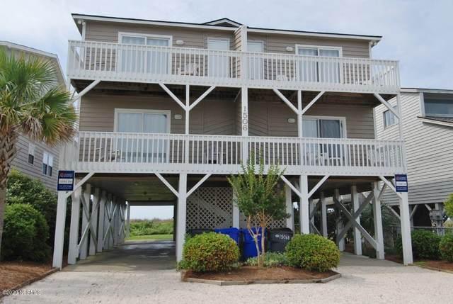 1506 E Main Street West, Sunset Beach, NC 28468 (MLS #100218639) :: The Keith Beatty Team