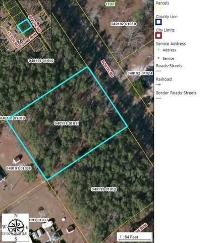 Lot #11 Bostic Road, Laurinburg, NC 28352 (MLS #100218673) :: The Keith Beatty Team