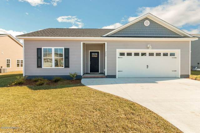 202 Garland Shores Drive, Hubert, NC 28539 (MLS #100218675) :: Courtney Carter Homes