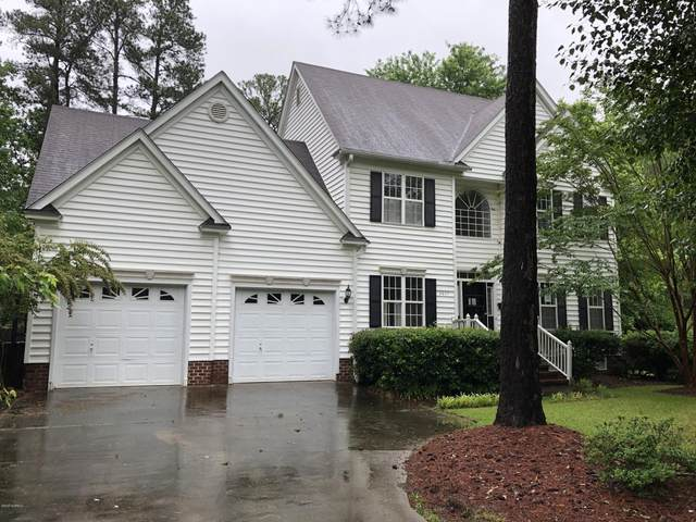 3637 Litchfield Drive, Rocky Mount, NC 27803 (MLS #100218676) :: Carolina Elite Properties LHR