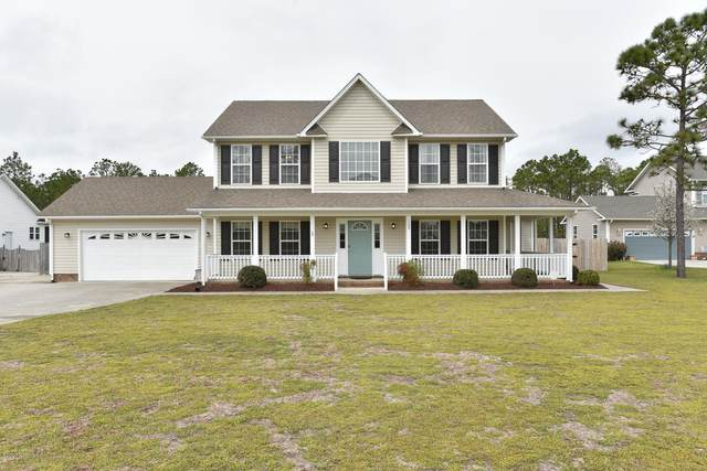 123 Tifton Circle, Cape Carteret, NC 28584 (MLS #100218685) :: Vance Young and Associates