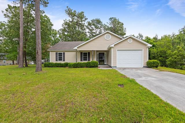 145 Live Oak Drive, Jacksonville, NC 28540 (MLS #100218694) :: RE/MAX Elite Realty Group