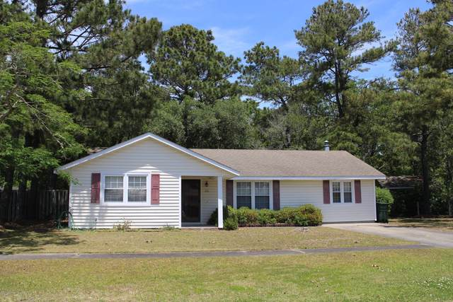 126 Charles Street, Beaufort, NC 28516 (MLS #100218697) :: Vance Young and Associates