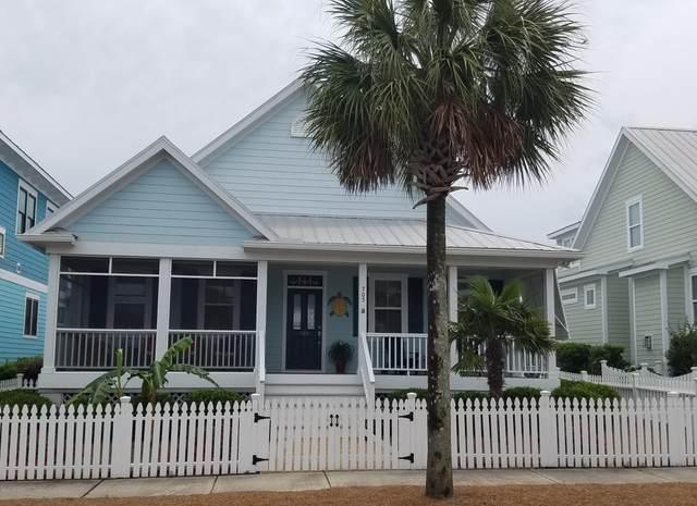 705 North Carolina Avenue, Carolina Beach, NC 28428 (MLS #100218718) :: Carolina Elite Properties LHR